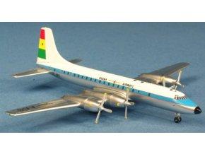 AeroClassic - Bristol Britannia 309, dopravce Ghana Airways, Ghana, 1/400