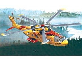 Italeri - AgustaWestland CH-149 Cormorant, 1/72, Model Kit 1226