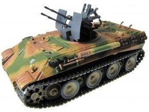 PanzerStahl - Flakpanther Ausf. D,  limitovaná edice, východní fronta, 1/72, SLEVA 13%