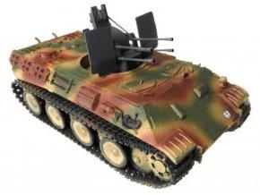 PanzerStahl - Flakpanther Ausf. D, vých. fronta,  limitovaná exkluzivní edice, 1/72