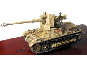 PanzerStahl - Panzer PzKpfw I s kanonem 75 mm, Berlin 1945,  limitovaná exkluzivní edice, 1/72