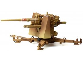 PanzerStahl - Flak 88 mm Krupp, 18-19. flak division, El-Alamein, 1942, 1/72