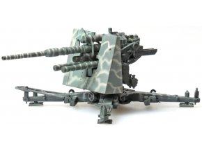 PanzerStahl - Flak 88 mm Krupp, 21.panzer divize, Afrika Korps, 1941, 1/72