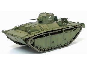 Dragon Armor - LVT(A)-1, US Army, 708. batalion obojživelných tanků, Ryukyu Islands, 1945, 1/72