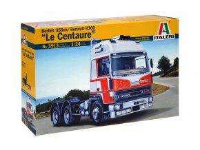 "Italeri - Berliet R352ch / Renault R360, ""Le Centaure"", 1/24, Model Kit 3913"
