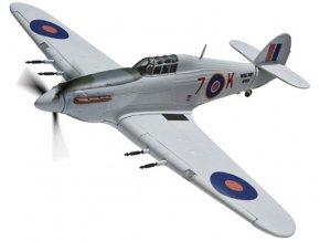 Corgi - Hawker Sea Hurricane Mk IIC, FAA 835 NAS, HMS Nairana, 1944, 1/72