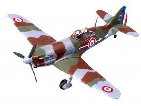 Easy Model - Dewoitine D.520, GCl/3, 1/72