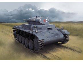 Dragon - Pz.Kpfw.II Ausf.A, Polsko, 1939, Model Kit 6687, 1/35