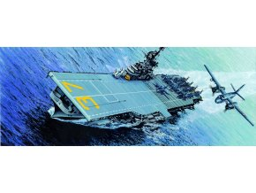 Dragon - letadlová loď USS Princeton (CV-37), 1/700, Model Kit 7079