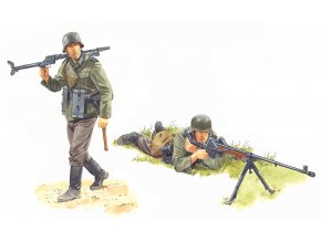 Dragon - GERMAN ANTI-TANK RIFLE, Model Kit zbraň 75014, 1/6