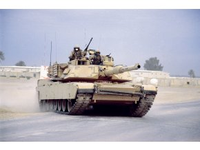 Dragon - M1A2 SEP Abrams, Model Kit 3536, 1/35