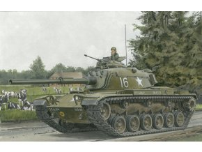 Dragon - M60 Patton, Model Kit 3553, 1/35