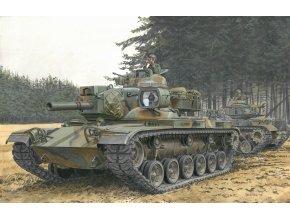 Dragon - M60A2 Patton ''Starship'', Model Kit 3562, 1/35