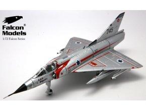 Falcon Models - Dassault Mirage IIIC, IDF/AF 117st Sqn Izrael, šestidenní válka, 1967, 1/72