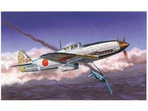 Dragon - Kawasaki Ki-61 - 1 Hien /3 v 1/, Model Kit 5028, 1/72