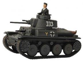 Forces of Valor - Panzer Pz.Kpfw 38t / LT vz.38, 7.panzer divize, Rusko 1942, 1/72