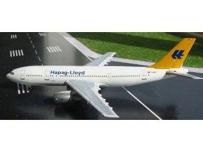 AeroClassic - Airbus A300 B4-103, dopravce Hapag-Lloyd, Německo, 1/400