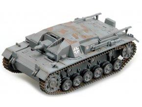 Easy Model - Sd.Kfz.142 Sturmgeschütz III Ausf.B - Stug, operace Barbarossa, 1/72