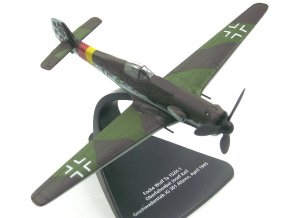 Oxford - Focke-wulf Ta-152, Luftwaffe JG 301, Josef Keil, 1945, 1/72