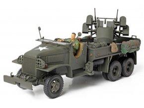 Forces of Valor - GMC 2.5 Truck s protiletadlovými kulomety 4x .50 Cal, 1/32