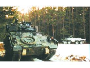 Dragon - pásové obrněné vozidlo M3A2 Bradley ODS, Model Kit 7229, 1/72