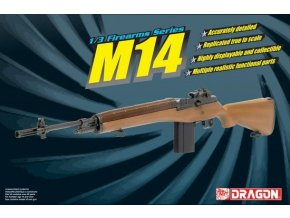 Dragon - M14, Model Kit zbraň 1304, 1/3