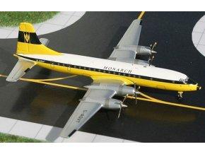 Gemini - Bristol Britannia 312, dopravce Monarch Airlines,  Velká Británie, 1/400