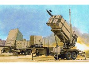 Dragon - taktický mobilní raketový systém MIM-104F Patriot, Model Kit 3563, 1/35