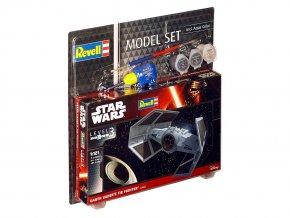 Revell - Star Wars - Darth Vader's TIE Figh, 1/121, ModelSet SW 63602