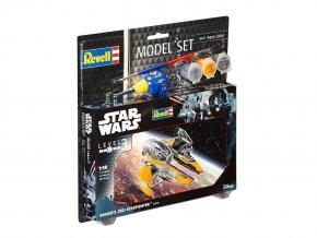 Revell - Star Wars - Anakin´s Jedi Star Fighter, 1/58, ModelSet SW 63606