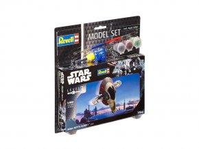 Revell - Star Wars - Boba Fett´s Slave I, 1/160, ModelSet SW 63610