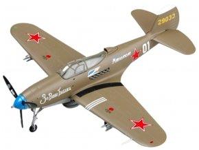 Easy Model - P-39N-0 Aircobra, sovětské letectvo, 1945, 1/72