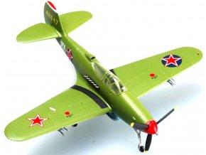 Easy Model - P-39Q Aircobra, sovětské letectvo, ukrajinský front, 1/72