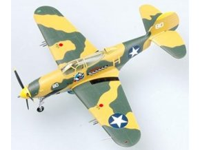 Easy Model - P-39Q Aircobra, USAAF 35th FG, 1942, 1/72