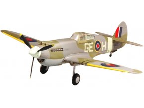 Easy Model - Curtiss P-40B Warhawk, RAF, Afrika, 1/72