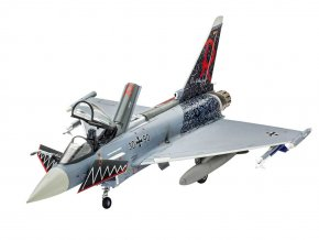 Revell - Eurofighter Typhoon, Plastic ModelKit letadlo 03952, 1/72
