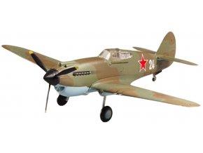 Easy Model - Curtiss P-40B Warhawk, USSR, 1/72
