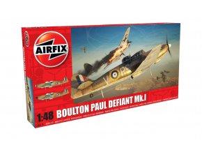 Airfix - Boulton Paul Defiant Mk.I, 1/48, Classic Kit A05128