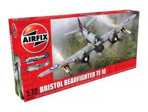 Airfix - Bristol Beaufighter Tf.10, 1/72, Classic Kit A05043