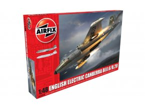 Airfix - English Electric Canberra B2/B20, Classic Kit A10101A, 1/48