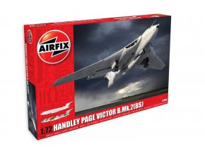 Airfix - Handley Page Victor B.Mk.2, Classic Kit A12008, 1/72