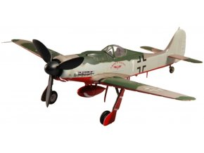 Easy Model - Focke Wulf Fw-190D-9, JV44, '' Papagei Staffel'', 1/72
