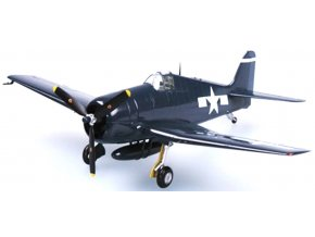 Easy Model - Grumman F6F-5 Hellcat, USS Essex, 1944, 1/72