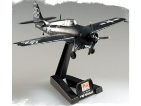 Easy Model - Grumman F4F-4 Wildcat, USS Petrof Bay, 1945, 1/72