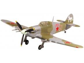 Easy Model - Hawker Hurricane Mk.II, USSR, 609.IAP, 1942, 1/72