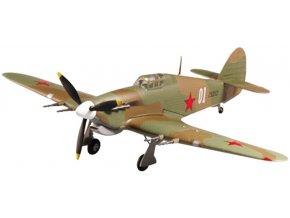 Easy Model - Hawker Hurricane Mk.II, USSR, 1941, 1/72