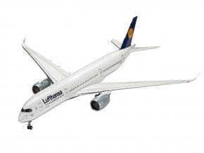 Revell - Airbus A350-900 Lufthansa, 1/144, Model Kit 03938