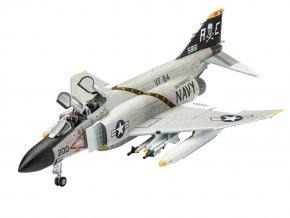 Revell - McDonnel Dougas F-4J Phantom, US Navy, Model Kit 03941, 1/72