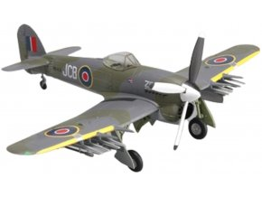 Easy Model - Hawker Typhoon Mk.I B, RAF, 123.Wing, Plantlunne, 1/72