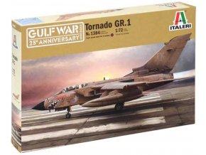 Italeri - Panavia Tornado GR.1, Model Kit 1384, 1/72